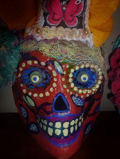 Another Priscilla Daniels Dia De Los muertos piece