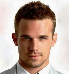 2017 Cam Gigandet's modern stylish cropped mens hairstyles on the side with spike up front