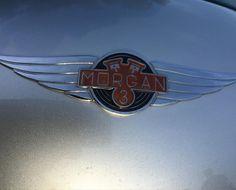 #morgan #morgan3wheeler #modernclassic #logo #losangeles #california #carsandcoffee #design #details