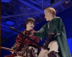 19 Amazing Behind-The-Scenes Harry Potter GIFS