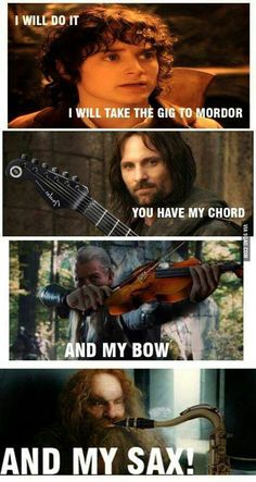 The Lord of the Music