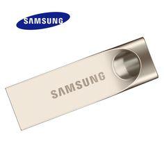 SAMSUNG USB Flash Drive Disk 32G 64G 128G USB 3.0 Metal Super Mini Pen Drive Tiny Pendrive Memory Stick Storage Device U Disk