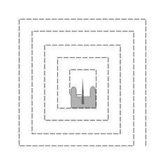 Coudre droit en labirinte, Apprendre à coudre les angles, vous y trouverez quelques exercices pour vous entraîner à la machine