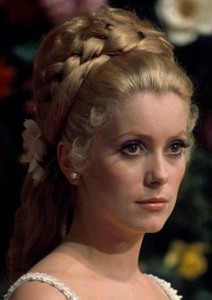 "Gods and Foolish Grandeur: The loving, tragic Marie - Catherine Deneuve in ""Mayerling"", 1968"