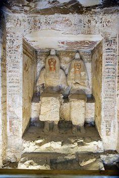 Tomb of Amenemipet | The tomb of Amenemipet,chief steward of… | Flickr