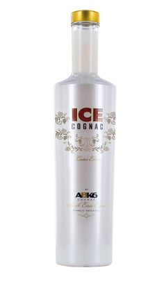 Ice Cognac from ABK6 is a brown cognac, not a white cognac - and you drink it on ice. The maitre de chai created this blend to fit aromas well together with ice cubes