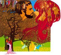 illustration by Bob Peak (1927-1992)