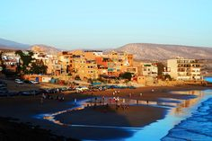 Morocco - Taghazout