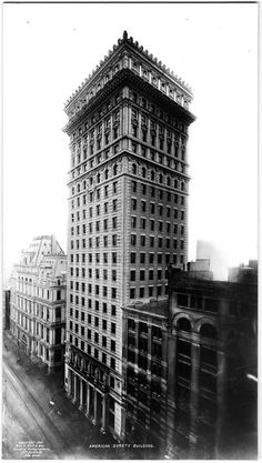 American Surety Building, New York