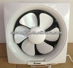 Kitchen Wall Exhaust Fan