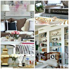 Living Room  B @ H