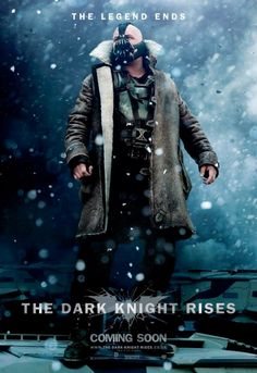 New 'Dark Knight Rises' UK banners! Bane