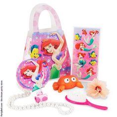 Disney The Little Mermaid Party Favor Purse  $3.56