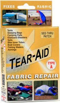 TEAR-AID Patch Kit