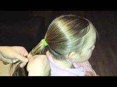 carrousel vlecht #hairstyles for girls