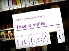 Světový den úsměvu / World Smile Day