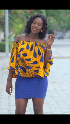 Pictures of our most lovely ankara styles of all time for every beautiful lady out here. Some try these lovely ankara styles African Fashion Ankara, Latest African Fashion Dresses, African Inspired Fashion, African Dresses For Women, African Print Dresses, African Print Fashion, African Attire, African Wear, African Women