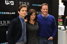 Matt, Tiffani, and Tim