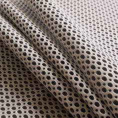 Amazon.com: Mood Fabrics Italian White/Black Dimensional Spacer Mesh, Pattern…