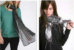 pañuelo de seda para la cabeza o el cuello