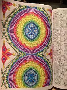#arteantiestres #mandala #colouringbook open like the sea