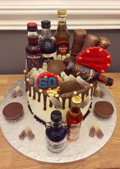 Havana Club, Just A Little, Cupcake, Birthday Cake, Cakes, Desserts, Food, Birthday Cakes, Meal