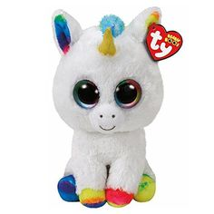 TY Beanie Boos Pixy - White Unicorn Reg Plush This gift list is loaded with all the gift ideas, beauty products, crafts, outdoor activities and more. Everything for the tween girl artist or tomboy or girlie girl. There's a gift for every kind of tween gir