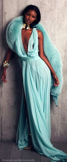 Tiffany Blue - love the colors in this