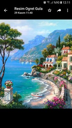 Gardens Discover Solve Lake Como Italy jigsaw puzzle online with 80 pieces Beautiful Paintings Beautiful Landscapes Landscape Art Landscape Paintings Beautiful Pictures Beautiful Places Art Carte Lake Como Italy Travel Beautiful Nature Wallpaper, Beautiful Paintings, Beautiful Landscapes, Landscape Art, Landscape Paintings, Murals Your Way, Art Carte, Painting Inspiration, Watercolor Art