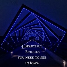 During my first visit to Iowa, one of the things that stood out to me were the bridges. I loved the architecture and the diversity of the styles of bridges…