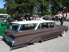 '60 Oldsmobile wagon
