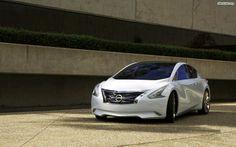 Nissan Ellure. You can download this image in resolution 1920x1200 having visited our website. Вы можете скачать данное изображение в разрешении 1920x1200 c нашего сайта.