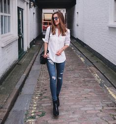 My it girl: Nichole Ciotti - Guita Moda Sporty Outfits, Classy Outfits, Chic Outfits, Trendy Outfits, Fashion Outfits, Looks Style, Casual Looks, Casual Chic, Street Style