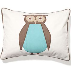 This cute and comfy owl pillow is a real hoot! #RRGiftGuide