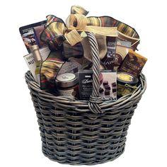 Luxury Corporate Gift Basket