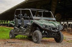 New 2017 Yamaha Viking VI EPS ATVs For Sale in Florida. 2017 Yamaha Viking VI EPS, The Viking VI EPS offers class leading passenger capacity and comfort for tough terrain in a quiet and smooth riding machine. Room for Six Torquey 700-Class Engine High Volume Intake Responsive and Reliable Ultramatic® Transmission On-Command® 4WD Roomy Cabin and Cargo Capacity Come to Central Florida PowerSports, your favorite New and Used Yamaha Motorcycle Dealerin the Orlando and Kissimmee, Florida…