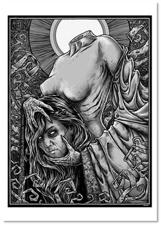 Headless Saint - ''Woman'' - GODMACHINE ----