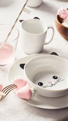 Meow —invite all friends to a fabulous kitten party! | H&M Home