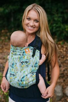 Canvas - Tula Release 'LIL RASCALS' Tula Baby Carrier; Released 3 October 2014