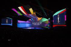 Resultado de imagen de creative conference stage