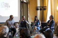 La mattina al Circolo della Stampa per parlare del futuro del festival #AiC2016 #ascolto © Edoardo Piva