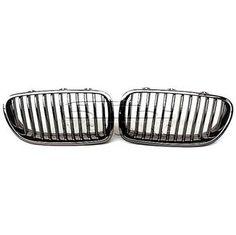 Ноздри стиль Luxory Titanium для BMW F10