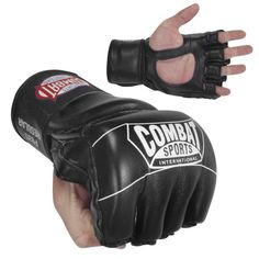 Combat Sports International engineers an elite line of MMA training and competition gloves for performance athletes. The Combat Sport Pro Style MMA Gloves weigh 5 oz. for professional competition and training use. The style features of padding for in France 4, Sparring Gloves, Sparring Gear, Mma Gloves, Boxing Gloves, Mma Equipment, Workout Equipment, Combat Sport, Cars