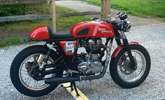 Royal Enfield Continental GT Custom