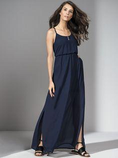 Resultado de imagem para vestidos com duas fendas 2017