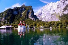 Konigsee Lake, Germany | 129 Places Worth Visiting Once in a Lifetime
