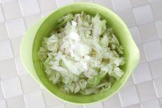 Krautsalat wie vom Griechen. Ihr werdet ausflippen, so gut ist der. Ein Thermomix Rezept.