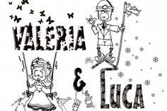 PARTECIPAZIONE DI MATRIMONIO DI VALERIA (IO!!!) E LUCA(LUI!!!)
