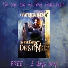 By the Fates Destined by @patriciadeddy is free for 2 days. Available on #amazon  Link: http://ift.tt/2FVC3mJ #scribes #freereads #bythefatesdestined #romance #bookstagram #lesbianromance #paranormal #pnr #paranormalromance #patriciadeddy #authorsofig #writersofig #authorsofinstagram
