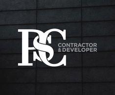 Corporate identity Contractor & Developer, designde by TZIGARET-DESIGN.COM Corporate Identity Design, Business Design, Logos, Advertising, Bucharest Romania, Company Logo, Logo